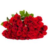 30 rote Rosen