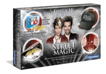 Clementoni Ehrlich Brothers - Street Magic