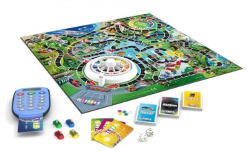 Hasbro Das Spiel des Lebens Banking