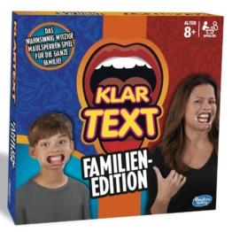 Hasbro Klartext Familien-Edition