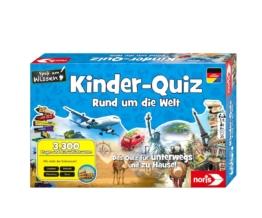 Kinder Quiz Rund um die Welt