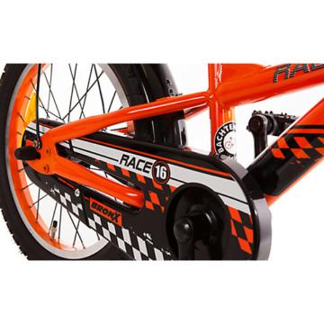 Kinderfahrrad BRONX Race 16 Zoll, orange