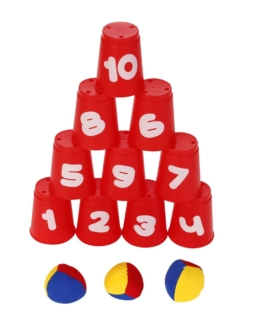 knorr toys Ballwurfspiel Bring it down