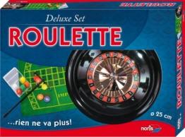 Noris Deluxe Set - Roulette 25 cm