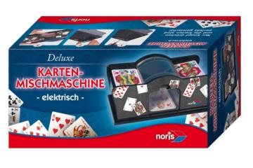 Noris Karten-Mischmaschine elektrisch