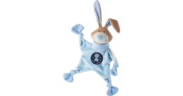 Schmusetuch Sternzeichen Löwe, blau (48832)