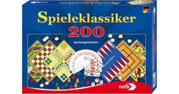 Spieleklassiker - 200 Spielesammlung