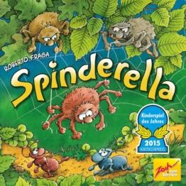Zoch Spiel Spinderella