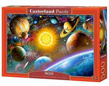 Castorland B-52158 - Outer Space, Puzzle 500 Teile - 1