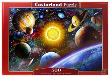 Castorland B-52158 - Outer Space, Puzzle 500 Teile - 2