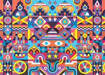 Cloudberries Symmetry – Anspruchsvolles, symmetrisches 1000-teiliges Puzzle für Erwachsene in leuchtenden, kräftigen Farben! - 2