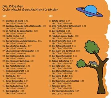 Die 30 besten Gute-Nacht-Geschichten für Kinder [2 CDs] - 2