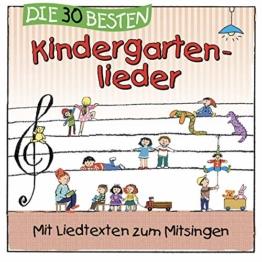 Die 30 besten Kindergartenlieder - Mit Liedtexten zum Mitsingen - 1