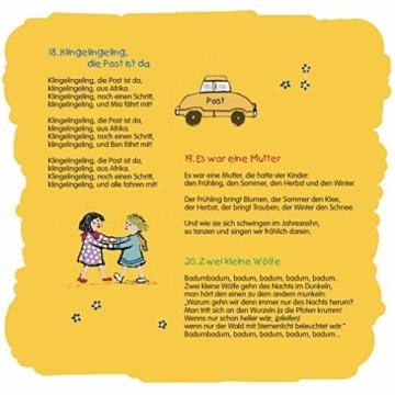 Die 30 besten Kindergartenlieder - Mit Liedtexten zum Mitsingen - 3