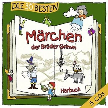 Die 30 besten Märchen der Brüder Grimm - 1