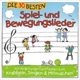 Die 30 besten Spiel- und Bewegungslieder -  Kinderlieder und Babylieder - 1