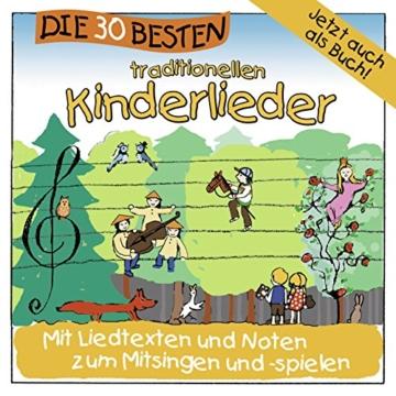 Die 30 besten traditionellen Kinderlieder - mit Liedtexten und Noten - 1