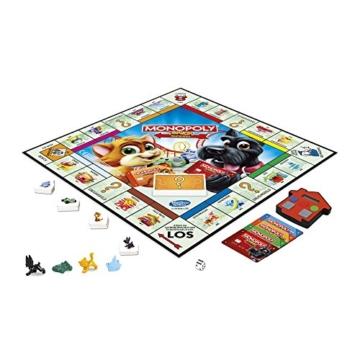 Hasbro Gaming E1842100 - Monopoly Junior Banking Kinderspiel - 3