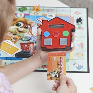 Hasbro Gaming E1842100 - Monopoly Junior Banking Kinderspiel - 5