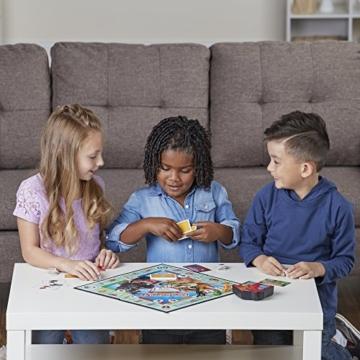 Hasbro Gaming E1842100 - Monopoly Junior Banking Kinderspiel - 7