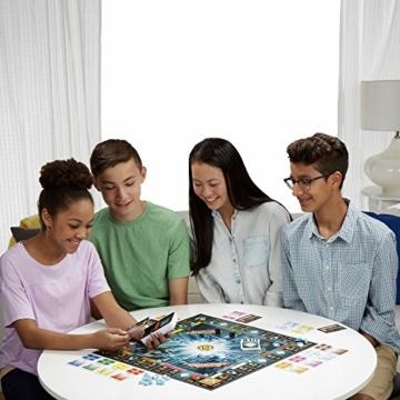Hasbro Monopoly Banking Ultra - Klassiker der Brettspiele mit elektronischem Kartenleser, Familienspiel ab 8 Jahren - 7