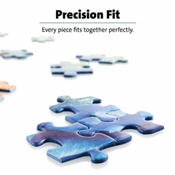 HUADADA Puzzle 1000 Teile,Impossible Puzzle,farbenfrohes Legespiel, Fantasy Positano Signature Twilight Große Puzzle,für Kinder ab 8 Jahre Puzzles - 6
