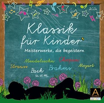 Klassik für Kinder: Große Meisterwerke für kleine Hörer in einer Box - 3