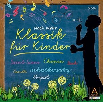 Klassik für Kinder: Große Meisterwerke für kleine Hörer in einer Box - 4