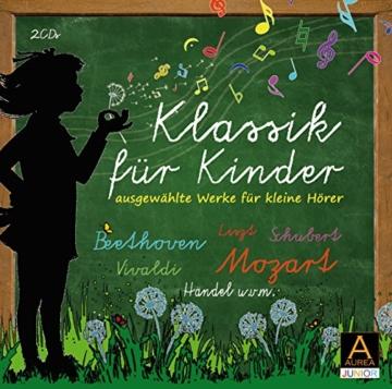 Klassik für Kinder: Große Meisterwerke für kleine Hörer in einer Box - 5