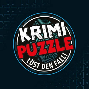 KOSMOS 697976 - Krimi Puzzle: Die drei ??? - Die Villa der Rätsel, Leuchtet im Dunkeln, 300 Teile mit UV-Lampe, Lesen - Puzzeln - Rätsel lösen, für Kinder ab 10 Jahre - 13