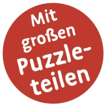 Mein großes Puzzle-Spielbuch Bauernhof - 2