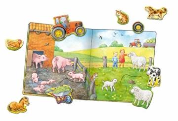 Mein großes Puzzle-Spielbuch Bauernhof - 4