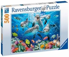 Ravensburger 14710 - Delfine im Korallenriff - 1