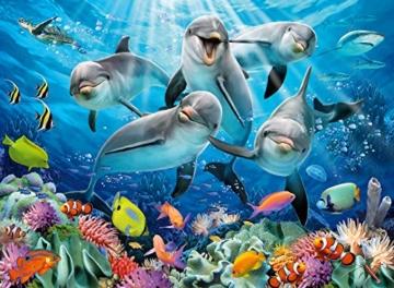Ravensburger 14710 - Delfine im Korallenriff - 2