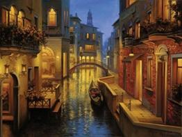 Ravensburger 16308 - Wasserweg in Venedig, 1500 Teile - 1