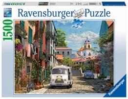 Ravensburger 16326 - Idyllisches Südfrankreich, 1500 Teile Puzzle - 1