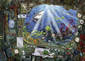 Ravensburger 19953 Im U-Boot 759 Teile Exit Puzzle - 3