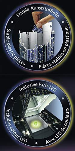 Ravensburger 3D Puzzle Empire State Building bei Nacht, für Kinder und Erwachsene, Wahrzeichen von New York im Miniatur-Format, Leuchtet im Dunkeln - 8