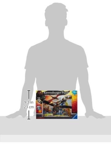 Ravensburger Kinderpuzzle 10015 - Drachenzähmen leicht gemacht - 150 Teile - 2