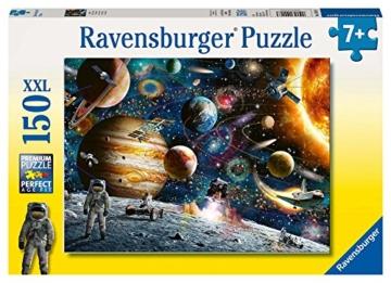 Ravensburger Kinderpuzzle 10016 - Im Weltall - 150 Teile - 1