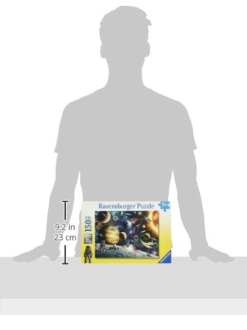 Ravensburger Kinderpuzzle 10016 - Im Weltall - 150 Teile - 2