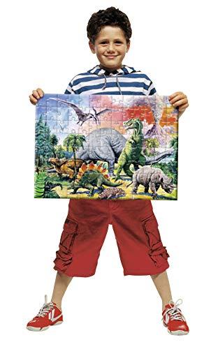 Ravensburger Kinderpuzzle 10957 - Unter Dinosauriern - 100 Teile - 7