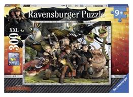 Ravensburger Kinderpuzzle 13198 - Treue Freunde - 300 Teile - 1