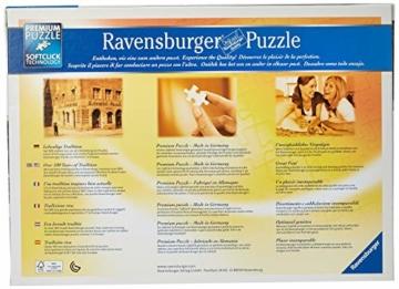 Ravensburger Puzzle 1000 Teile Fahrräder in Amsterdam - Farbenfrohes Puzzle für Erwachsene und Kinder in bewährter Ravensburger Qualität - 5
