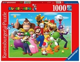 Ravensburger Puzzle 14970 - Super Mario - 1000 Teile - 1