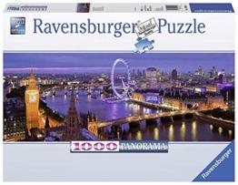 Ravensburger Puzzle 15064 - London bei Nacht  - 1000 Teile - 1