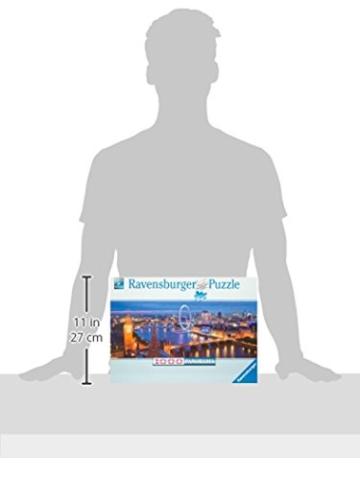 Ravensburger Puzzle 15064 - London bei Nacht  - 1000 Teile - 5