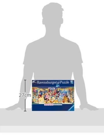 Ravensburger Puzzle 15109 - Disney Gruppenfoto - 1000 Teile - 2