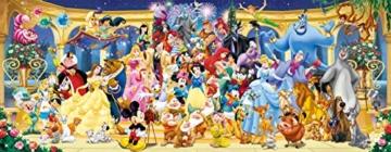 Ravensburger Puzzle 15109 - Disney Gruppenfoto - 1000 Teile - 9
