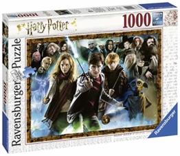 Ravensburger Puzzle 15171 - Der Zauberschüler Harry Potter - 1000 Teile - 1